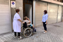 Las Palmas de Gran Canaria atiende a más de 3.500 mayores y dependientes a través del Servicio de Ayuda a Domicilio