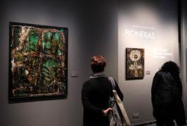 La Casa de Colón amplía hasta el 14 de abril la exposición 'Pioneras', un homenaje a Lola Massieu en el centenario de su nacimiento