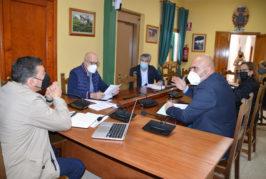 El Ayuntamiento de Valsequillo y Gesplan impulsan nuevas líneas de colaboración en medioambiente y planeamiento