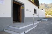 El Ayuntamiento de Valsequillo realiza mejoras de accesibilidad en el cementerio de Tenteniguada