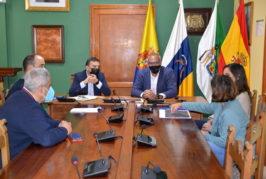 Valsequillo trabaja para mejorar su red de saneamientos con la colaboración de la Dirección General de Aguas del Gobierno de Canarias