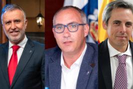 Ángel Víctor Torres es el líder político con mejor reputación de España, con dos valsequilleros en su equipo