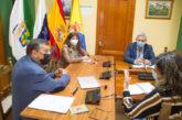 La consejera de Vivienda del Cabildo visita Valsequillo para conocer los proyectos del municipio