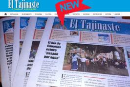 El Tajinaste, el periódico de Valsequillo, se prepara para abrir una nueva etapa