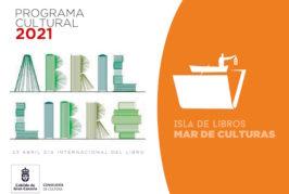 Charlas, talleres, lecturas continuadas, concursos de microrrelatos y un festival de narración oral, entre las propuestas del programa cultural 'Abril-Libro'