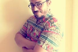 Se presenta el libro 'Pintura número 100' de Samir Delgado, ganador del Premio Internacional de Poesía Tomás Morales 2019