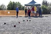 Alumnos del IES Valsequillo participaron en un torneo de Bola Canaria