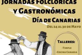 Programación con motivo del Día de Canarias en Valsequillo de GC