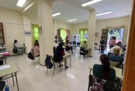 Se forman 15 jóvenes de Valsequillo como auxiliares administrativos