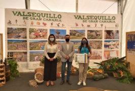 Valsequillo se promociona en la feria Gran Canaria Me Gusta