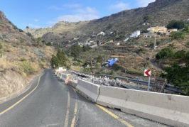 GC-810, la carretera del olvido que une San Roque y Telde