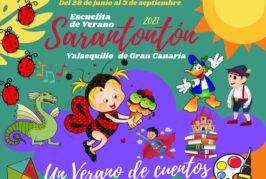 La Escuela de Verano de Valsequillo, del 28 junio al 3 de septiembre