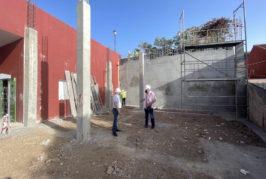 Se inician las obras de ampliación del local social de la Era de Mota en Valsequillo