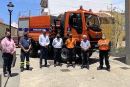 La mancomunidad destina 160.000€ para el nuevo vehículo autobomba forestal de Valsequillo