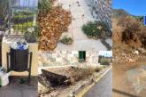 Suciedad y abandono en el municipio de Valsequillo