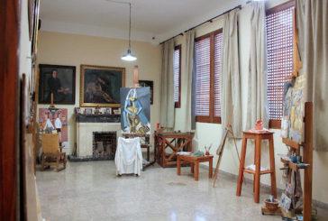 Visitas guiadas y una escenificación de danza del cuadro 'Las Tuneras', este fin de semana en la Casa-Museo Antonio Padrón