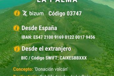 SOLIDARIDAD: Información sobre Donaciones para los damnificados de la erupción del Volcán de La Palma