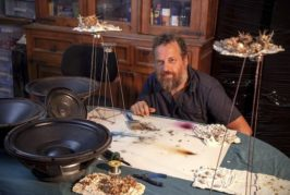 El creador Atilio Doreste indaga en el territorio entendido como espacio de creación, percepción y pensamiento