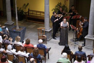 El concierto 'Fairest ilse' cierra la sexta edición del ciclo 'Música antigua en el Patio' de la Casa de Colón