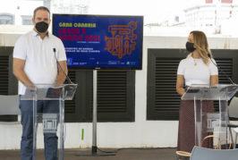 Quince agrupaciones participan en 'Gran Canaria Suena a Banda', el primer encuentro de bandas municipales de la Isla