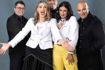 El público de Ingenio agota las entradas para la comedia 'Mitad y mitad' que protagonizan Lili Quintana y Yanely Hernández