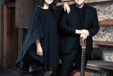 Olga Cerpa y Mestisay ofrecen el concierto 'Palosanto' en el ciclo 'Patios encantados solidarios' de la Casa-Museo León y Castillo