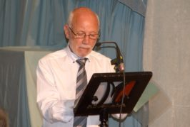 Alfredo Velázquez pregona las fiestas de San Miguel