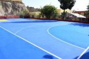 El CEIP Los Llanetes estrena cancha deportiva
