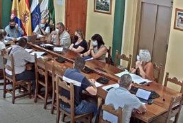 Crítica unánime de la oposición de Valsequillo al gobierno por la falta de seguridad y las carencias en el servicio de limpieza